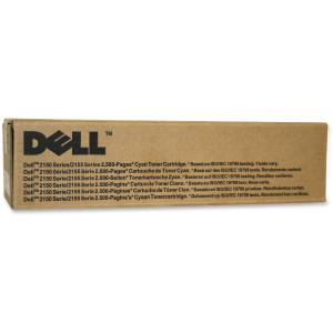 Dell 769T5 Toner Cartridge - Cyan - Laser - 2500 Page - 1 Pack