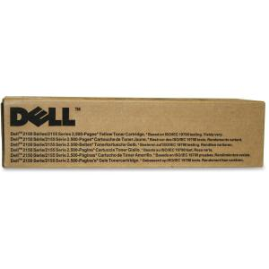 Dell NPDXG Toner Cartridge - Yellow - Laser - 2500 Page - 1 Pack