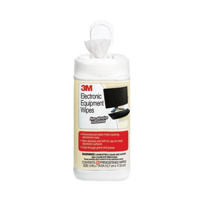 3M Pre-moistened Wipe - Cleaning Wipe