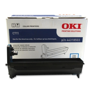 Oki Imaging Drum Unit - LED Imaging Drum - Cyan - 20000 Page