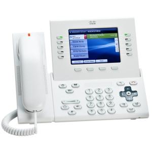 Cisco 9971 IP Phone Wi-Fi Desktop CP9971WCAMK9