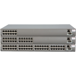 PowerDsine 6524G Power over Ethernet Midspan - 240 V AC Input - 54 V DC Output - 15.40 W, 200 W