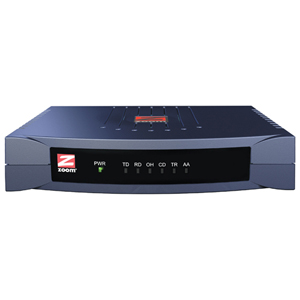 Image of Zoom 2949 External V.90 Dualmode Fax Modem
