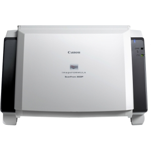 Canon ScanFront 300 Sheetfed Scanner - 24-bit Color - 8-bit Grayscale - USB - Ethernet