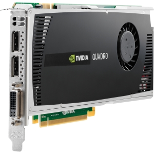 HP WS095AT Quadro 4000 Graphic Card - 2 GB GDDR5 SDRAM - PCI Express 2.0 x16- Smart Buy - 2560 x 1600 - DisplayPort - DVI