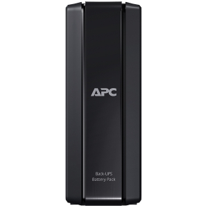 APC BR24BPG UPS External Battery Pack - 24 V DC - Spill-proof, Maintenance-free Sealed Lead Acid
