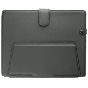 Green Onions Supply RT-IPADCSL02BL Carrying Case for iPad - Leather