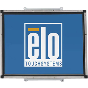 "Elo 1537L Open Frame Touchscreen LCD Monitor - 15"" - Surface Acoustic Wave - 1024 x 768 - 4:3 - Black"