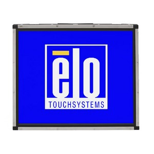 "Elo Touch Solutions 1937L 19"" Open-frame LCD Touchscreen Monitor - 5:4 - 10 ms - Surface Acoustic Wave - 1280 x 1024 - 800:1 - 250 Nit - USB - VGA - Steel, Black - 3 Year"