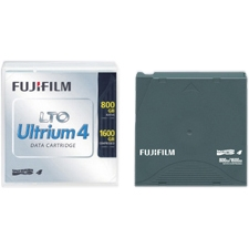 Fujifilm LTO Ultrium 4 Data Cartridge - LTO Ultrium LTO-4 - 800GB (Native) / 1.6TB (Compressed)