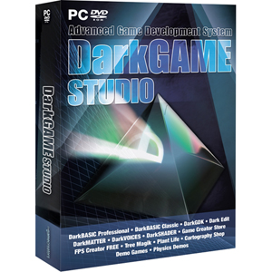 Enteractive DarkGAME Studio - Graphics/Designing - PC