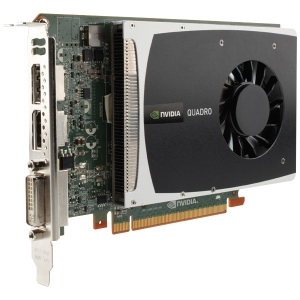 HP WS094AT Quadro 2000 Graphic Card - 1 GB GDDR5 SDRAM - PCI Express 2.0 x16- Smart Buy - 2560 x 1600 - DisplayPort - DVI
