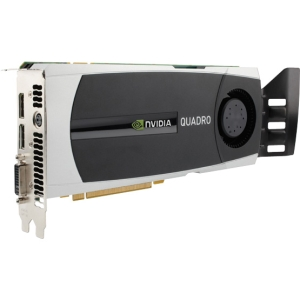 HP WS097AT Quadro 6000 Graphic Card - 6 GB GDDR5 SDRAM - PCI Express 2.0 x16- Smart Buy - 2560 x 1600 - SLI - DisplayPort - DVI