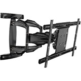 Peerless-AV SA763PU Mounting Arm for Flat Panel Display - 37&quot; to 63&quot; Screen Support - 200.00 lb Load Capacity - Black