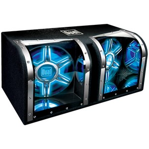 Dual BP1204 Woofer - 600 W RMS - 4 Ohm