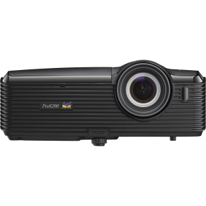 Viewsonic Pro8200 DLP Projector - 1080p - HDTV - 16:9 - NTSC, PAL, SECAM - 1920 x 1080 - 3,000:1 - 2000 lm - HDMI - VGA In - 3 Year Warranty