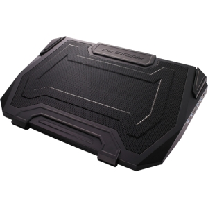 Cooler Master Storm SF-19 Cooling Stand - 2 Fan(s) - 2600 rpm - ABS Plastic, Metal, Rubber