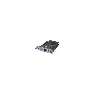 Cisco 1-Port Serial WAN Interface Card - 1 x Synchronous /Asynchronous Serial WAN