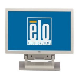"Elo 2200L Desktop Touchscreen LCD Monitor - 22"" - Surface Acoustic Wave - 1680 x 1050 - 16:10 - Beige"