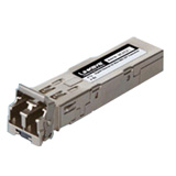 Cisco 1000Base-LX SFP (mini-GBIC) Transceiver - 1 x 1000Base-LX