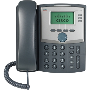 Cisco SPA 303 IP Phone - Cable - Wall Mountable - 3 x Total Line - VoIP - Caller ID - 2 x Network (RJ-45)