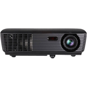 Dell 1210S DLP Projector - F/2.41 - 2.55 - NTSC, PAL, SECAM - 858 x 600 - SVGA - 2,200:1 - 2500 lm - USB - VGA In - 2 Year Warranty