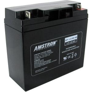 Image of Amstron AP-12180NB General Purpose Battery - 18000 mAh - Sealed Lead Acid
