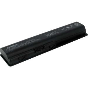 Image of Amstron Amstron LHP-80 HP Notebook Battery - 5200 mAh - Lithium Ion (Li-Ion) - 5200mAh - 10.8V DC