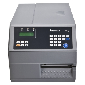 Intermec EasyCoder PX4i Thermal Transfer Printer - Monochrome - Label Print - 12 in/s Mono - 203 dpi - Fast Ethernet