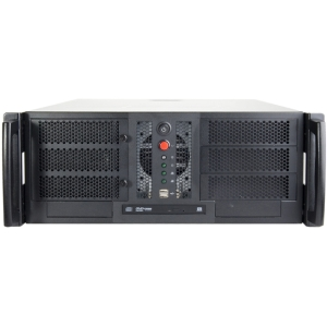 Chenbro RM41300 Rackmount Enclosure - Rack-mountable - 4U - 9 x Bay - 1 x Fan