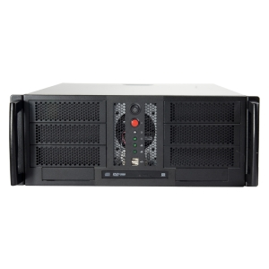 Chenbro RM42300 Rackmount Enclosure - Rack-mountable - Steel - 4U - 10 x Bay - 1 x Fan