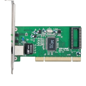 Tp-Link TG-3269 32bit Gigabit PCI Network Interface Card - 1 x Network (RJ-45)