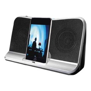 Cyber Acoustics CA-492 2.0 Speaker System - 3 W RMS - iPod Supported