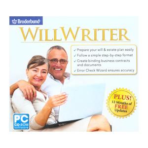 Broderbund WillWriter