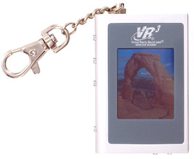 "Roadmaster VR3 1.8"" LCD Digital Photo Key Chain"
