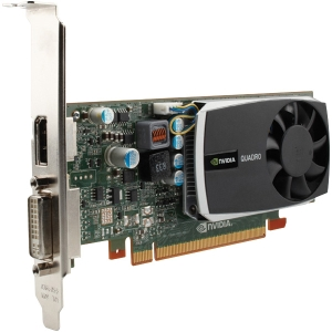 HP WS093AT Quadro 600 Graphic Card - 1 GB GDDR3 SDRAM - PCI Express 2.0 x16- Smart Buy - 2560 x 1600 - DisplayPort - DVI