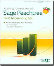 Peachtree First Accounting 2011