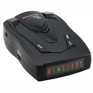 Whistler XTR-145 Radar/Laser Detector - X-band, K-band, Ka Superwide, Ka Band, Laser - VG-2 Cloaking, VG-2 Alert - City, Highway - 360 Detection