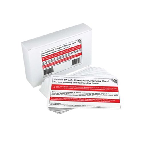 Canon 1904V566 Cleaning Card - Scanner