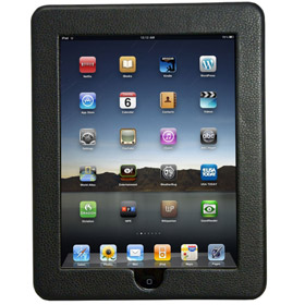 Icon Apple iPad Frame Case - Black