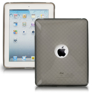 Icon Apple iPad Diamond No Slip Grip - Grey