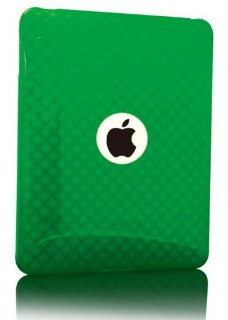 Icon Apple iPad Diamond No Slip Grip - Emerald Green