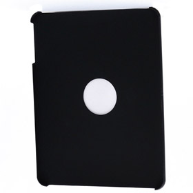 Icon Apple iPad Style Grip with Logo Hole  - Black