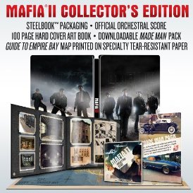Mafia II Collector's Edition (Xbox 360)