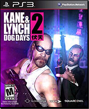Kane and Lynch 2: Dog Days (Playstation 3)