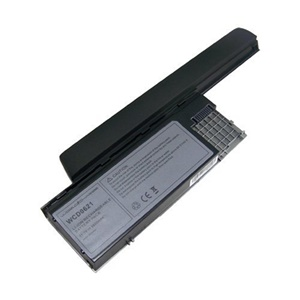 WorldCharge Li-Ion 11.1V DC Battery for Dell Laptop - 6600 mAh - Lithium Ion (Li-Ion) - 11.1 V DC