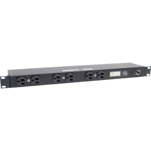 Minuteman MMPD1415HVA 14-Outlets PDU - 14 x NEMA 5-15R - 1U Rack-mountable, Zero U Rack-mountable