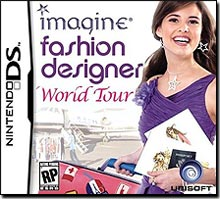 Imagine: Fashion Designer World Tour (Nintendo DS)