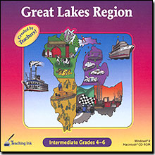Great Lakes Region Grades 4 - 6 - Created by Teachers!