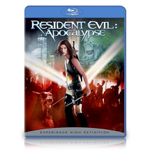 Resident Evil: Apocalypse [Blu-ray]